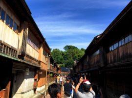 加賀百万石の城下町、金沢 〜下見の旅〜